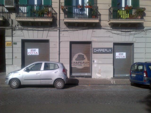 Locale commerciale in via Posillipo Napoli